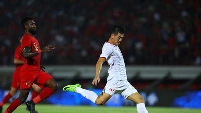 Tuyển thủ Việt Nam nói gì sau chiến thắng trước Indonesia?