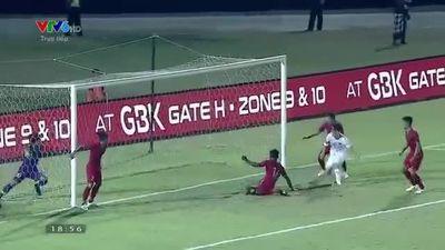 Những pha bóng nổi bật và 3 bàn thắng của đội tuyển Việt Nam trước Indonesia