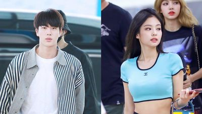 Jin (BTS) và dàn sao Hàn Quốc có gu thời trang đời thường đẹp nhất