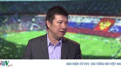 Clip: BLV Quang Huy nhận định về kết quả chia bảng SEA Games 30