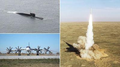 Tập trận với bộ 3 hạt nhân: Sức mạnh răn đe của Nga đã sẵn sàng