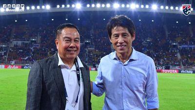 Chủ tịch LĐBĐ Thái Lan tiết lộ kế hoạch đặc biệt đấu Việt Nam, Malaysia
