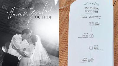 Duy Khánh phân tích thiệp cưới của Đông Nhi - Ông Cao Thắng