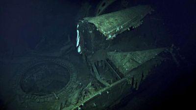Lùng sục đáy Thái Bình Dương để tìm tàu chiến chìm hồi Thế chiến II