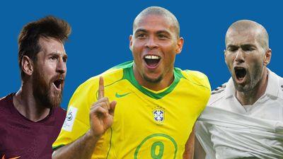 Zidane, Messi và những cầu thủ rê bóng đỉnh cao