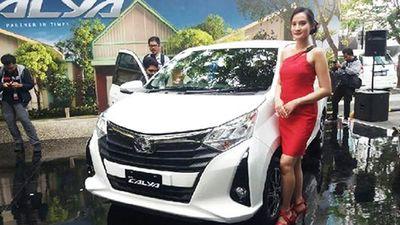 Cận cảnh MPV 7 chỗ Toyota Calya chỉ từ 137 triệu đồng