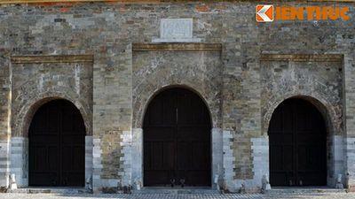 Soi từng ngóc ngách cổng thành tuyệt đẹp của Thăng Long xưa