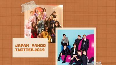 Năm đại diện KPop lọt top 20 nghệ sĩ của Japan Yahoo Twitter 2019: Không thể thiếu BTS và Twice