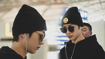 Xuất hiện với đôi mắt sưng húp, KuanLin (Wanna One) đã vội vã trấn an fan trên Weibo