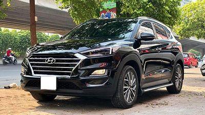Hyundai Tucson 2019 máy dầu hơn 900 triệu tại Việt Nam