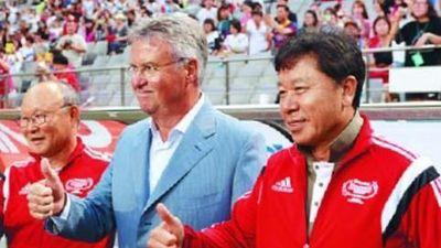 HLV Chung Hae-seong gắn bó thêm 3 năm với á quân V.League 2019