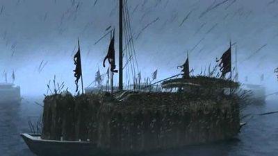CLIP: Bất ngờ với lý do Tào Tháo không bắn hỏa tiễn thiêu cháy 'thuyền cỏ mượn tên' của Gia Cát Lượng