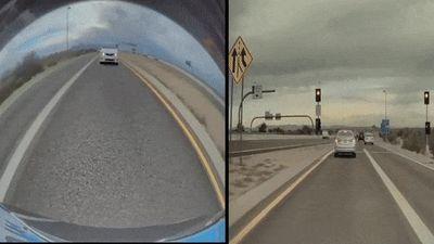Tài xế ôtô bị xe khác tông từ phía sau gây trọng thương