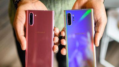 14 triệu đồng đã có thể mua được Galaxy Note10 ở Việt Nam