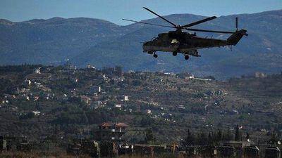 Trực thăng Nga hạ cánh, tiếp quản căn cứ Mỹ bỏ lại Syria