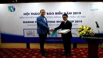 Na Uy giúp Việt Nam 'đọc' sóng biển bằng công nghệ số