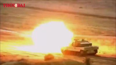 Tăng hầm hố Leopard 2A7+ Đức phá thế 'độc cô cầu bại' của Armata Mỹ
