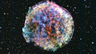 Hình ảnh rực rỡ về 'cái chết' của một ngôi sao
