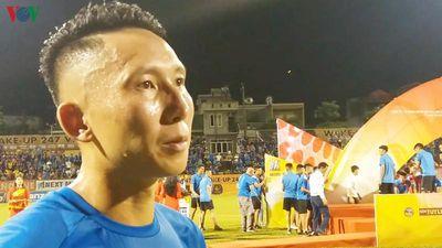 V-League 2019 hạ màn, Nghiêm Xuân Tú chính thức chốt tương lai
