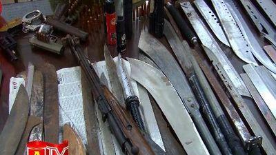 Thủ tục hành chính mới về quản lý vũ khí, vật liệu nổ và công cụ hỗ trợ