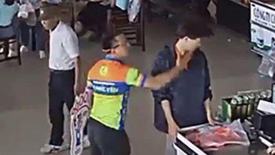 Thượng úy công an tát nhân viên trạm Hải Đăng: Ngoài vi phạm quy tắc ứng xử…còn vi phạm gì?