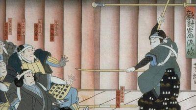 Biệt tài của samuari nổi tiếng Nhật Bản 'trăm trận trăm thắng'