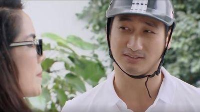 'Hoa hồng trên ngực trái' tập 29: Thái đe dọa trả thù bà Dung