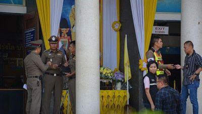 Cựu cảnh sát Thái Lan bắn chết hai luật sư tại tòa