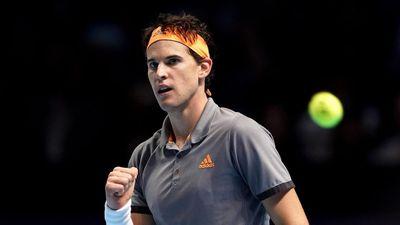 Dominic Thiem ngược dòng hạ Djokovic tại ATP Finals