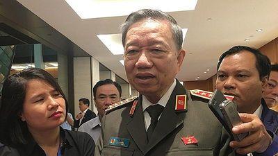 Thượng úy công an tát nhân viên trạm dừng nghỉ Hải Đăng: Đại tướng Tô Lâm nói gì?
