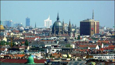 Vienna - thành phố xanh, cổ kính giữa lòng châu Âu