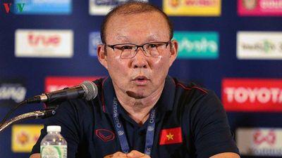 TRỰC TIẾP họp báo trước trận Việt Nam - UAE: Thầy Park quyết thắng