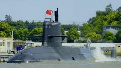 Trung Quốc tiết lộ bên trong tàu ngầm Type-039A