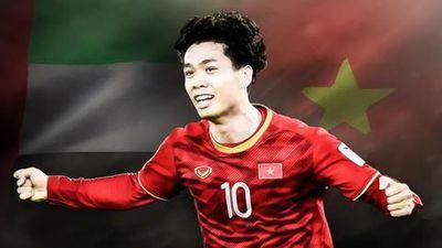 Lý do Công Phượng dự bị trong trận Việt Nam đấu UAE
