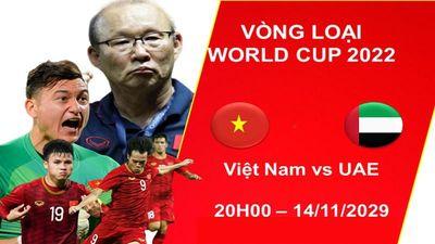 Nhận định đội tuyển Việt Nam và UAE: Thầy Park đọc bài