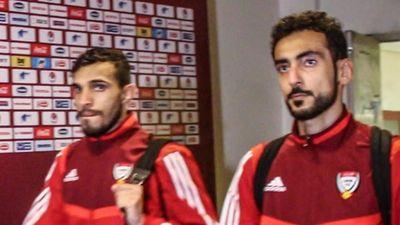 Cầu thủ UAE làm ngơ phóng viên nhà sau trận thua Việt Nam
