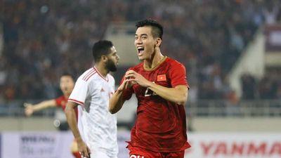 Thắng UAE, tuyển Việt Nam nhận thưởng 'khủng' thế nào?