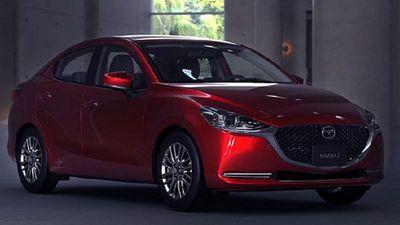 Mazda2 2020 sedan lộ diện, chỉ từ 310 triệu đồng