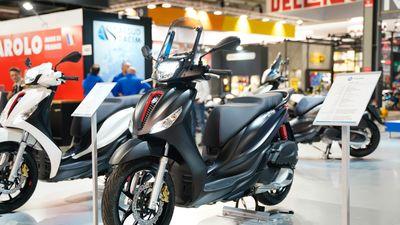 Piaggio Medley 2020 vs. Honda SH 2020