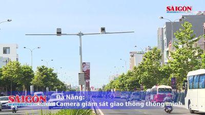 Đà Nẵng: 'Mắt thần' giám sát giao thông