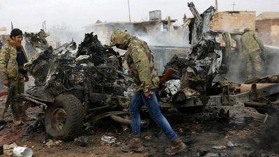 Đánh bom đẫm máu tại Syria, hơn 40 người thương vong
