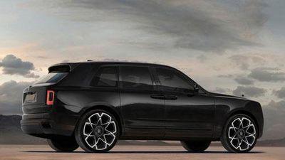 Chi tiết siêu xe Rolls-Royce Cullinan Black Badge vừa ra mắt