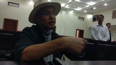 Ông Đặng Lê Nguyên Vũ muốn phiên tòa nhanh chóng kết thúc