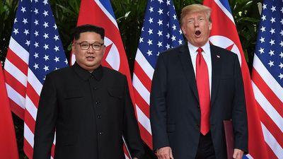 Vừa nhận 'lời hẹn ước' với Chủ tịch Triều Tiên, ông Trump bị đáp trả 'phũ phàng'