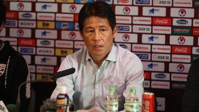 HLV Nishino: 'Tuyển Việt Nam đáng ngưỡng mộ, có lối chơi xuất sắc'