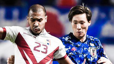 Cựu tiền đạo Premier League lập hat-trick trước Nhật Bản