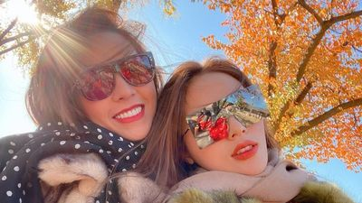 Hot girl, sao Việt khoe ảnh check-in mùa lá vàng ở Hàn Quốc