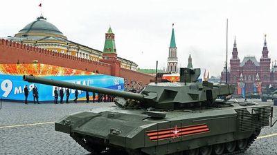 Quân đội Nga chuẩn bị nhận lô xe tăng T-14 Armata siêu hiện đại
