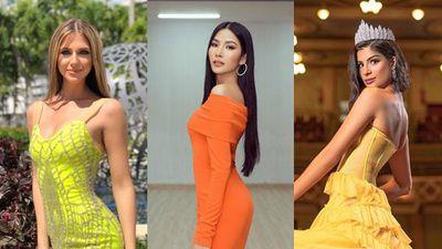 Đối thủ mạnh nhất Miss Universe 2019 nhá hàng khả năng catwalk, Hoàng Thùy nên dè chừng