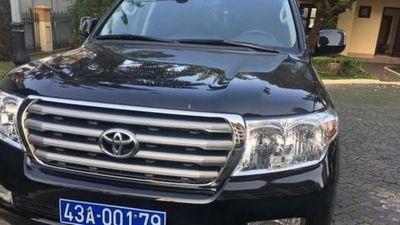 Đà Nẵng thu tiền tỷ từ bán đấu giá 3 xe ô tô biển xanh